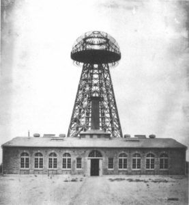 Tesla's Wardenclyffe Tower, Shoreham, NY