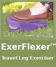 ExerFlexer, Travel Leg Exerciser